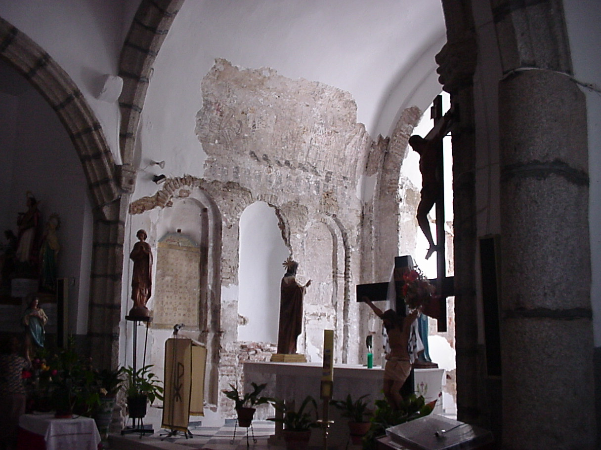 Iglesia de San Vicente Mártir - Ayuntamiento de Paredes de Escalona