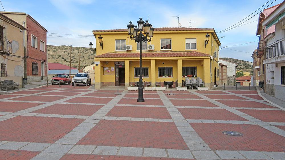 Bar - Ayuntamiento de Paredes de Escalona
