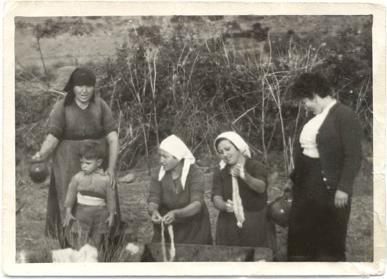 Tradiciones - Matanza, lavado de tripas - Ayuntamiento de Paredes de Escalona