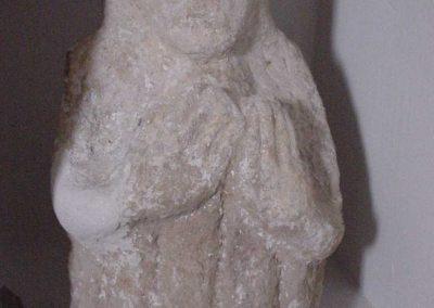 Busto - Ayuntamiento de Paredes de Escalona