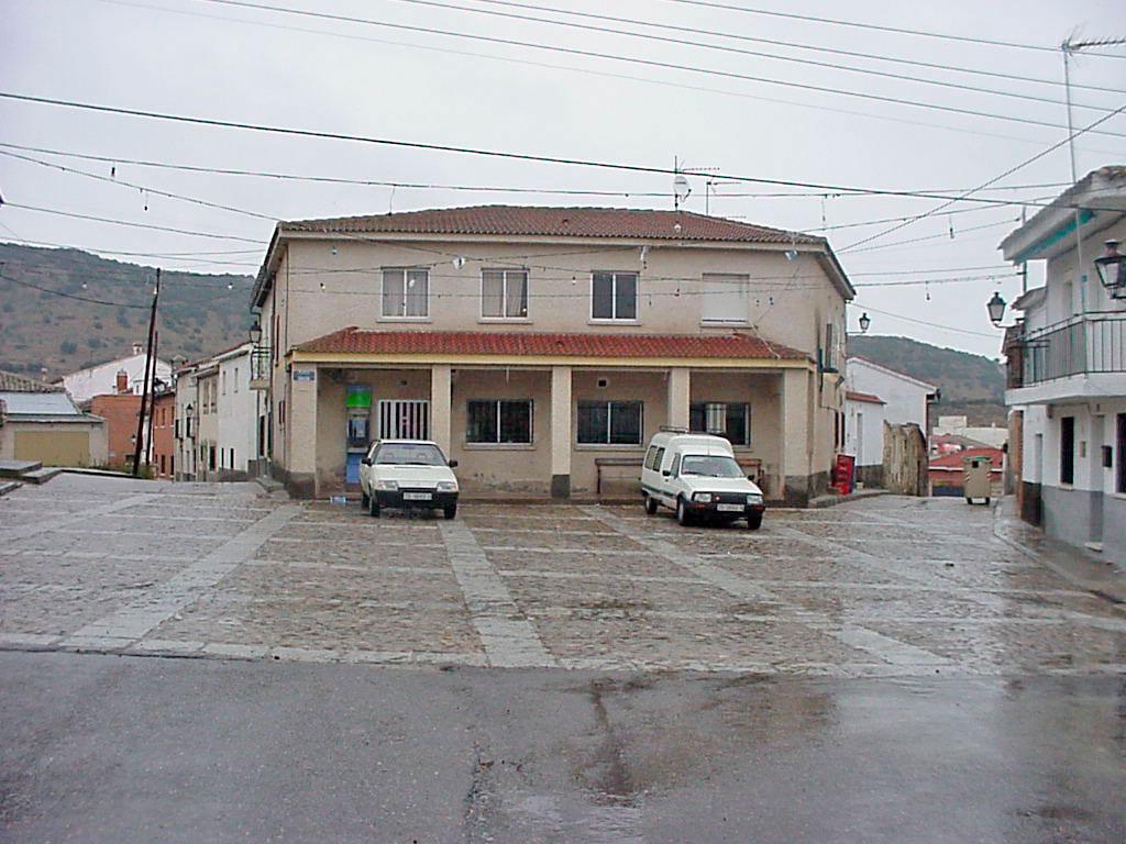 Área de Bienestar Social - Hogar del pensionista - Ayuntamiento de Paredes de Escalona