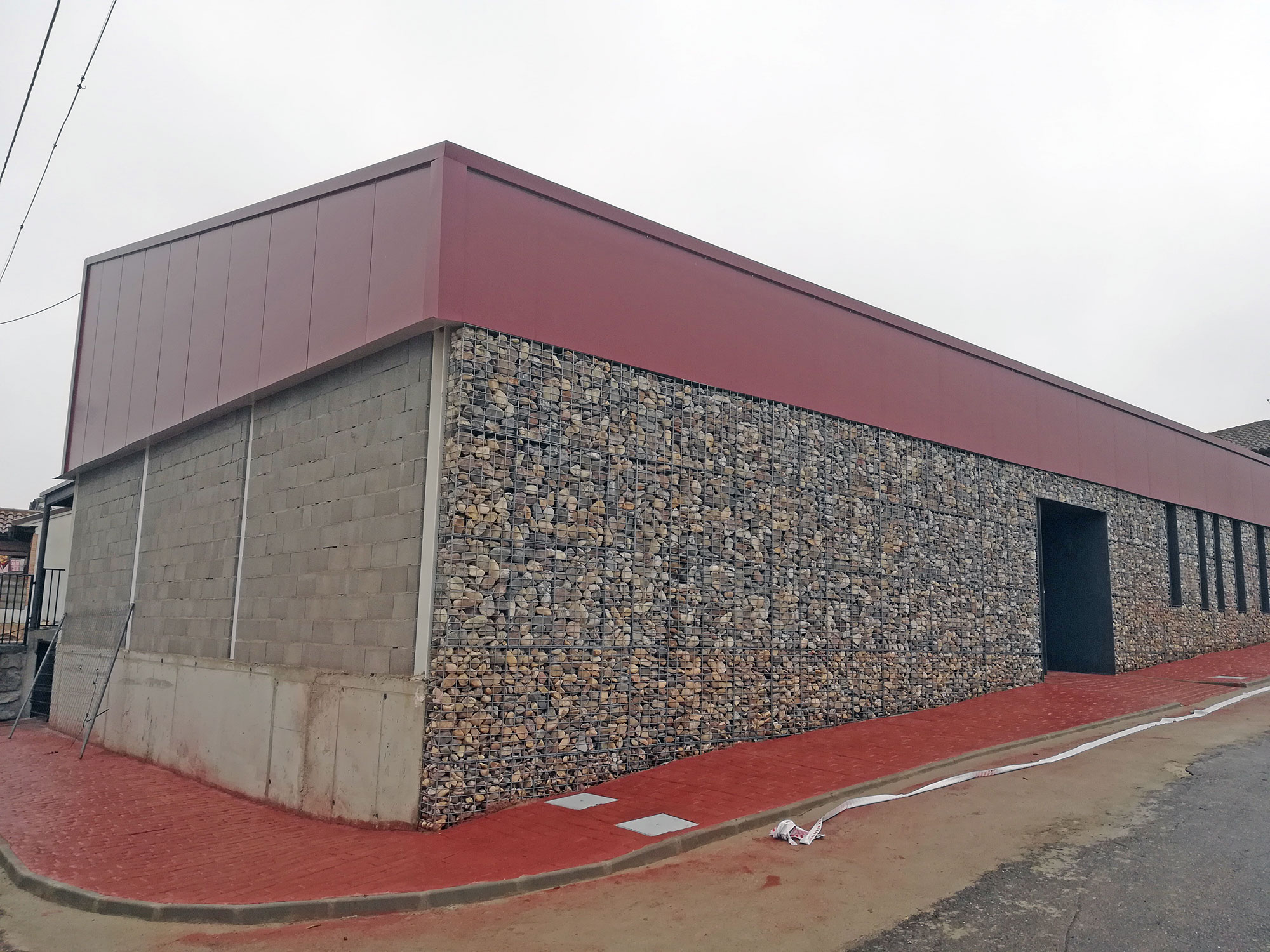 Área de Cultura - Edificio Multiusos - Ayuntamiento de Paredes de Escalona