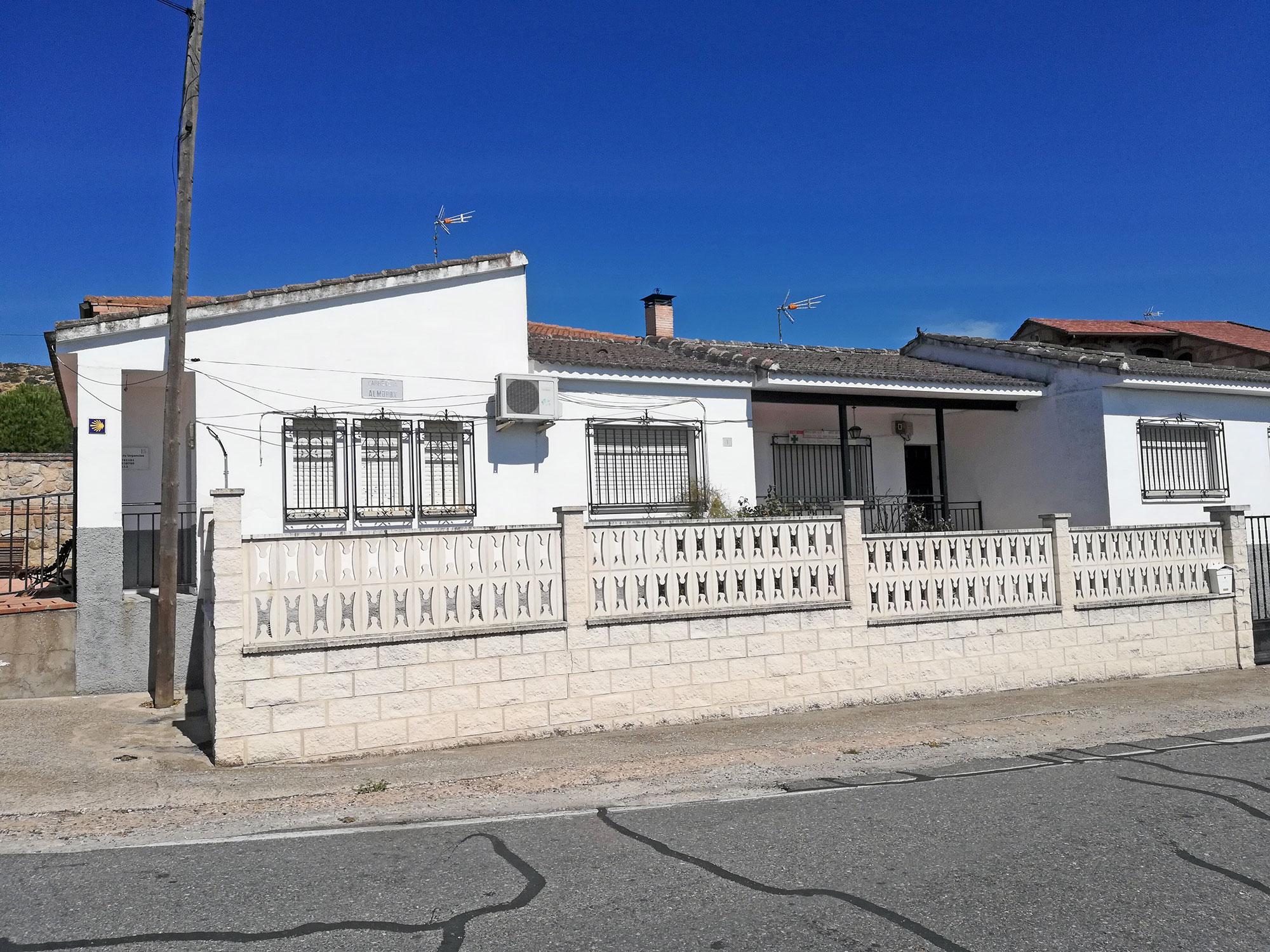 Área de Sanidad - Centro de Salud y Botiquín - Ayuntamiento de Paredes de Escalona
